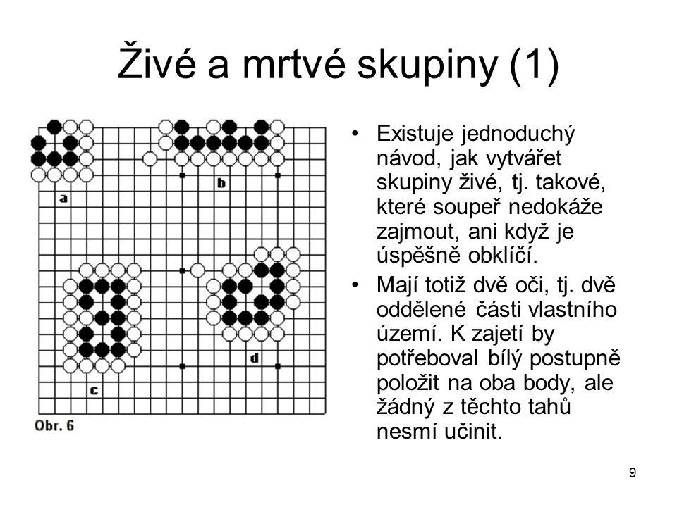 20 Zdroje Miloš Zapletal: Velká kniha deskových her An Architecture for Computer Go (http://cns.nyu.edu/~mechner/compgo/)http://cns.nyu.edu/~mechner/compgo/ http://www.usgo.org/ http://www.goweb.cz/ http://www.czech-go.net/