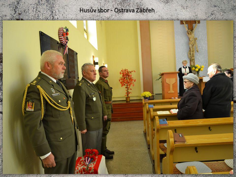 Husův sbor - Ostrava Zábřeh