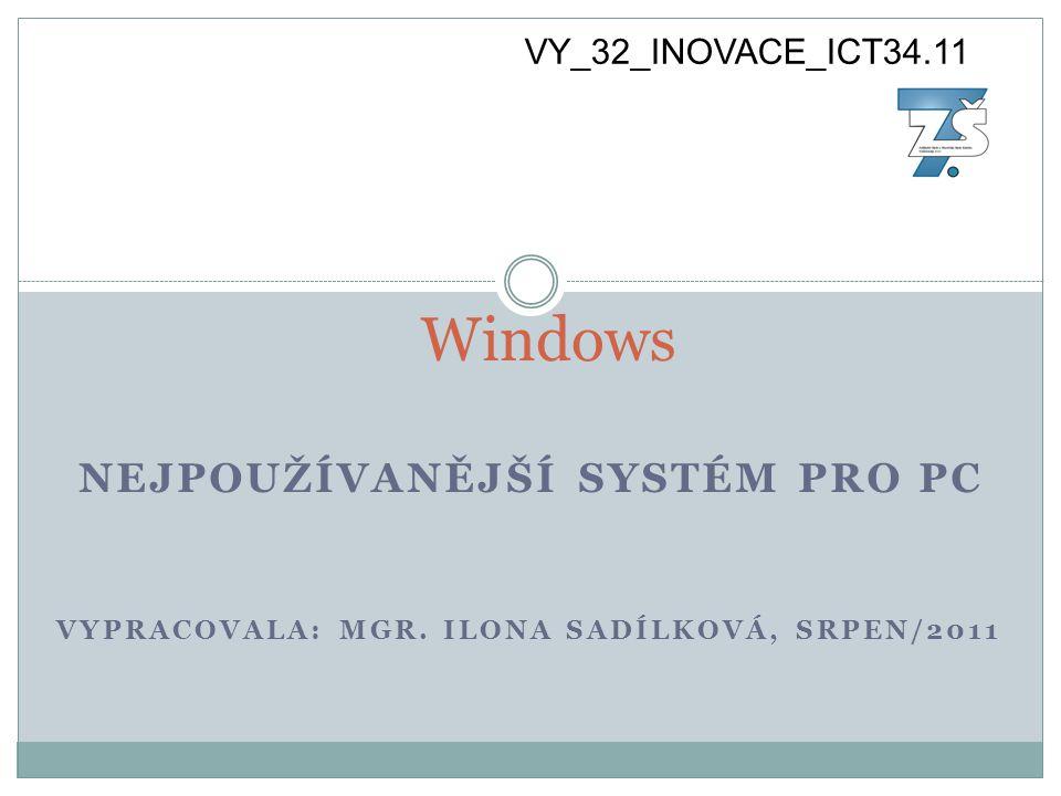 Windows Je v oblasti výpočetní techniky označení pro několik typů operačních systémů, které jsou na osobních počítačích nejpoužívanější.