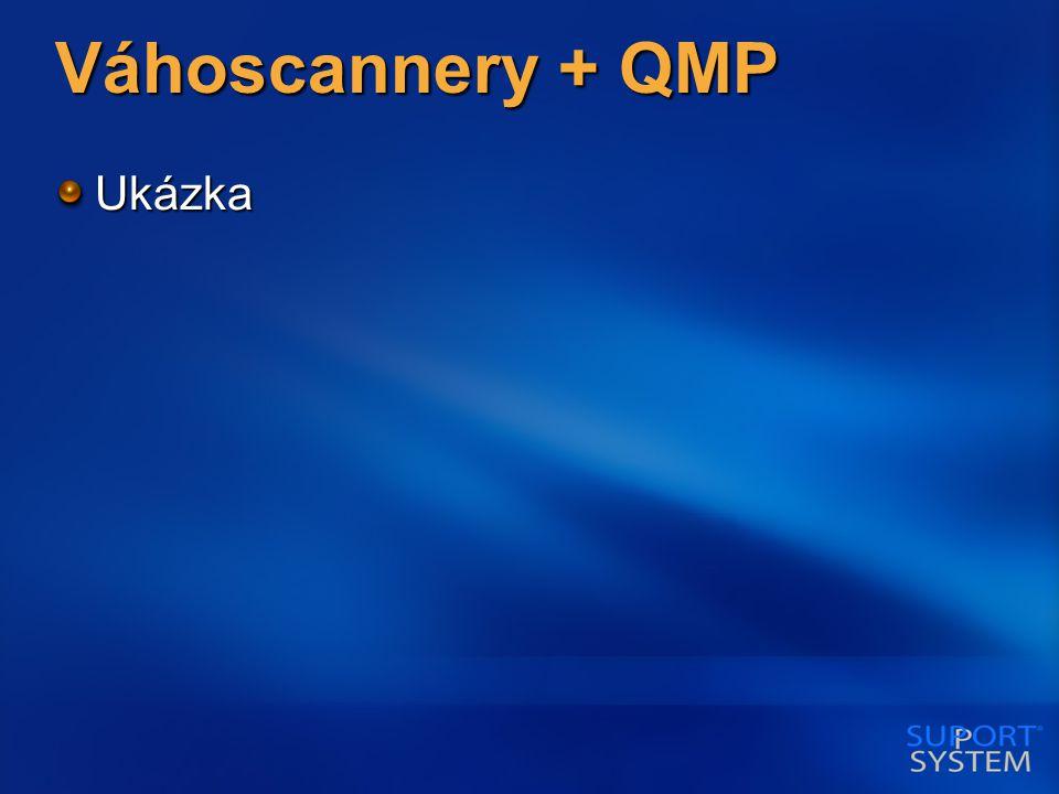 Váhoscannery + QMP Ukázka