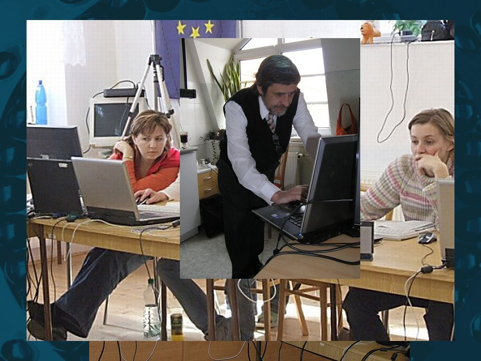 Zaměstnanci chráněných ICT dílen Deep v Boskovicích Vás v internetovém voze Českých drah seznámí s možnostmi Internetu nejen na cestách. Zdravotně han