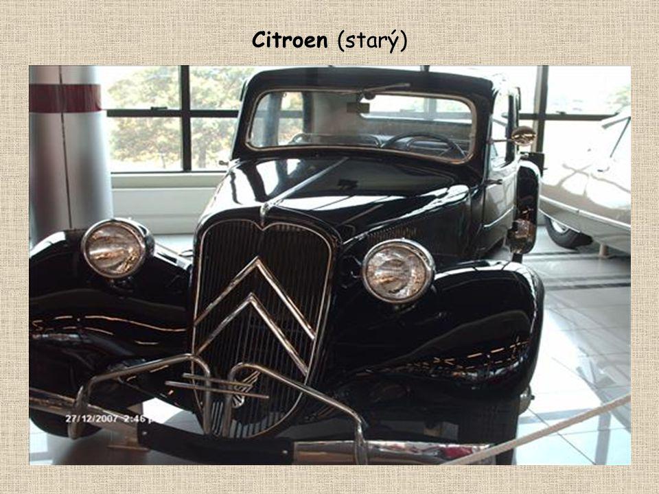 "Citroën Pallas ""ropucha""- 1974"