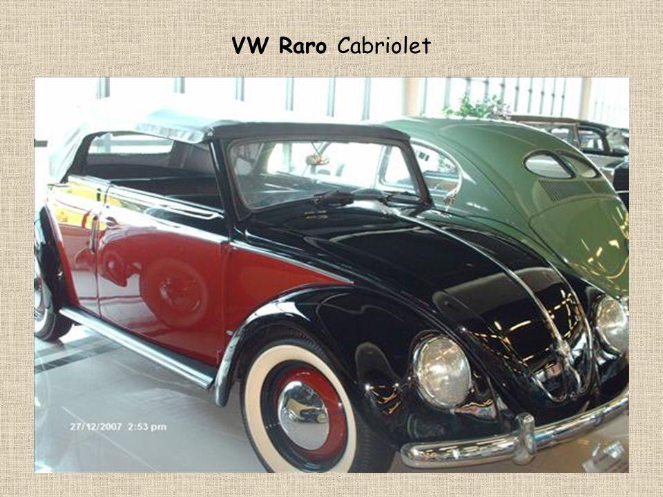 VW (oblíbený brouk - 1953)