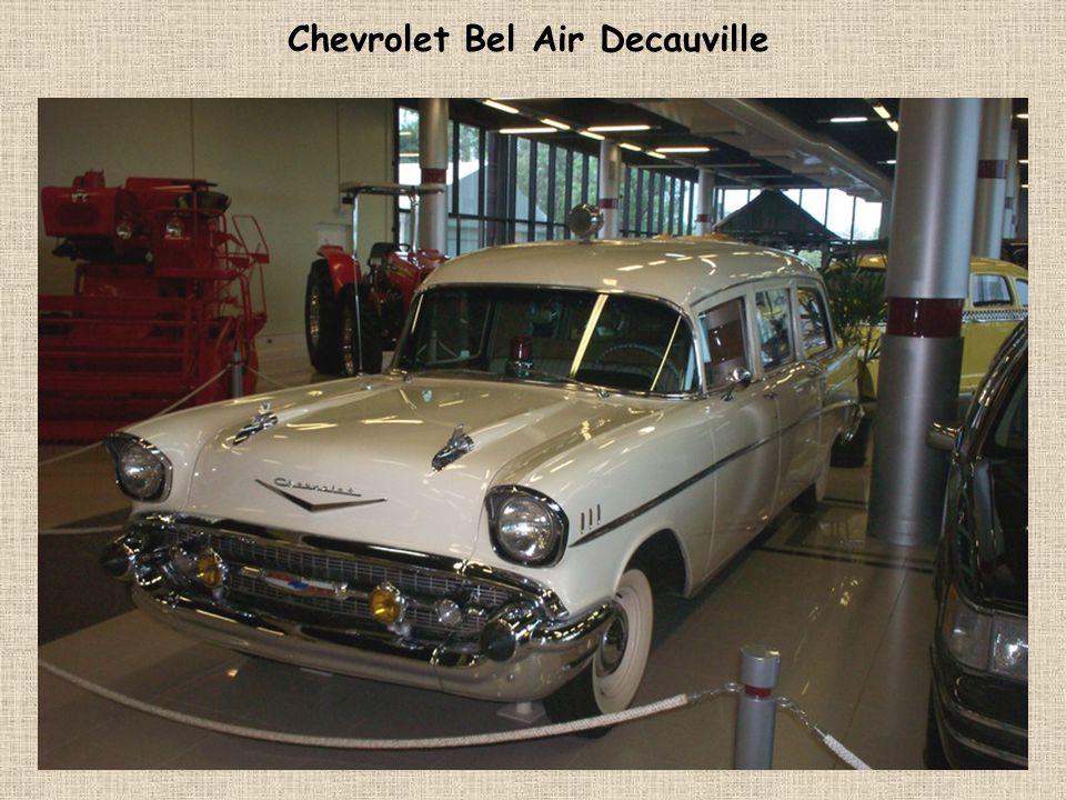 Chevrolet Bel Air Decauville