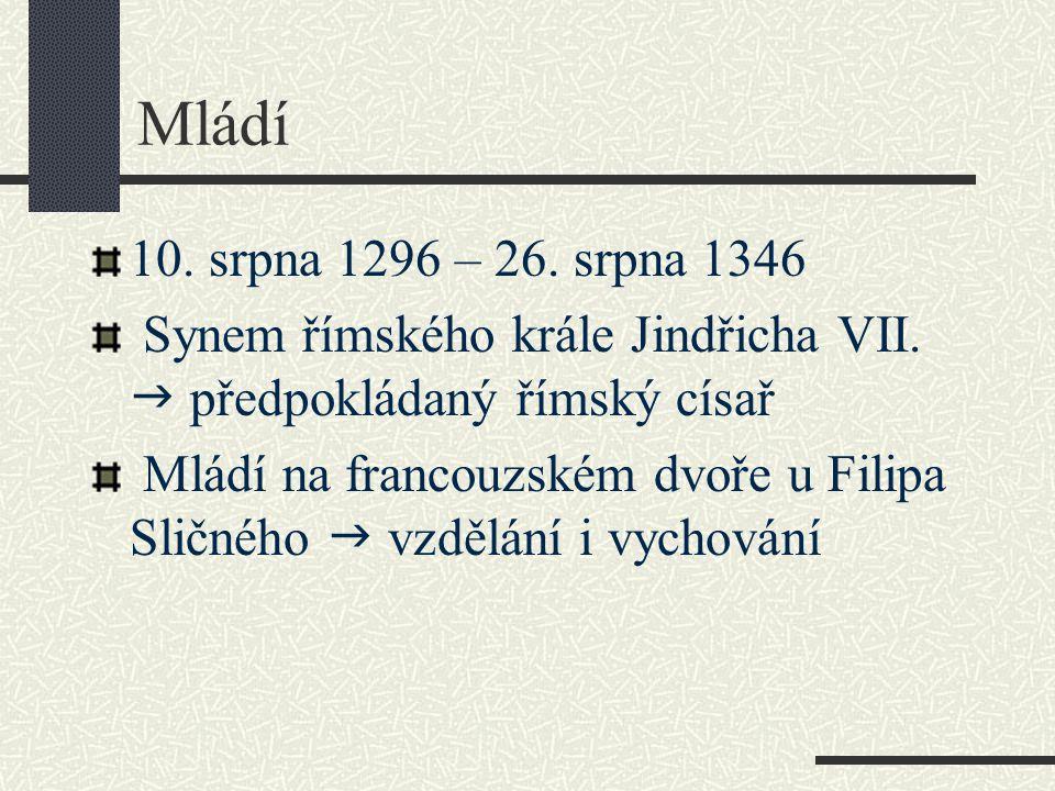Vláda v Českých zemích Po smrti Václava III.