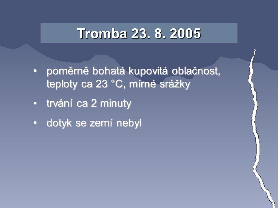 Tromba 23. 8.