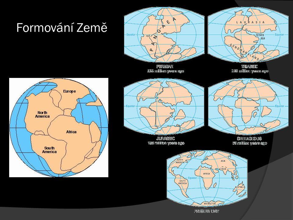 Formování Země