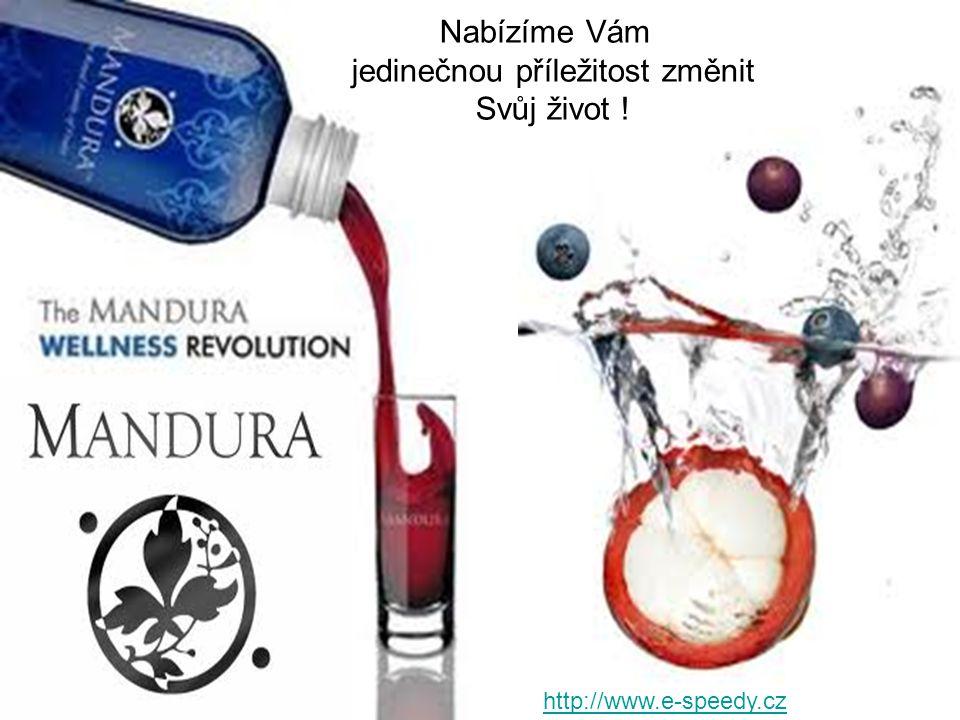 Nabízíme Vám jedinečnou příležitost změnit Svůj život ! http://www.e-speedy.cz