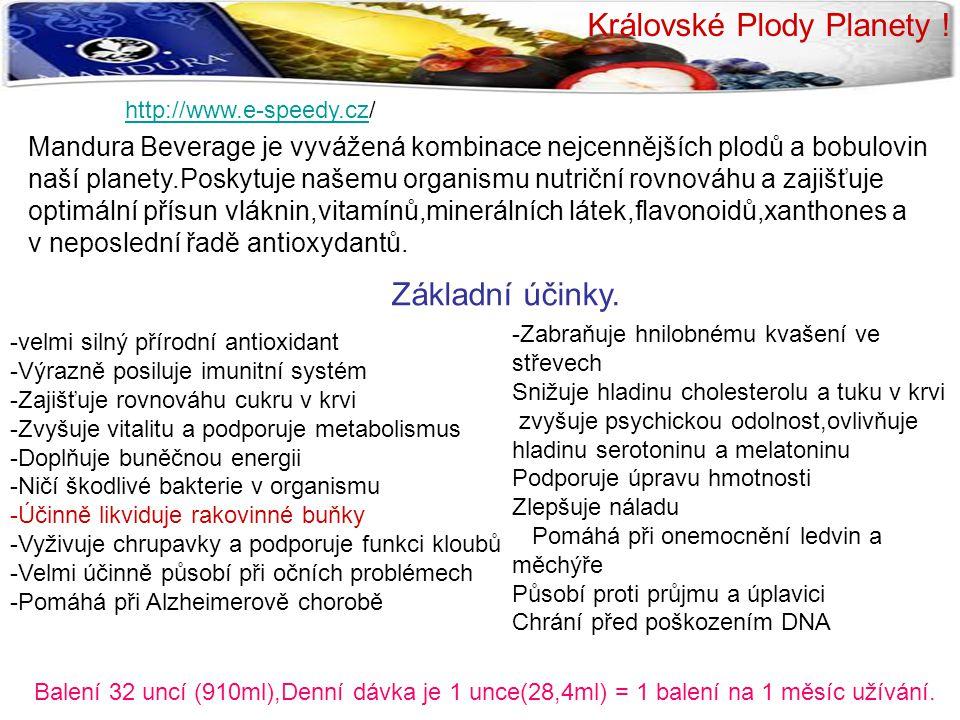 Královské Plody Planety ! Mandura Beverage je vyvážená kombinace nejcennějších plodů a bobulovin naší planety.Poskytuje našemu organismu nutriční rovn