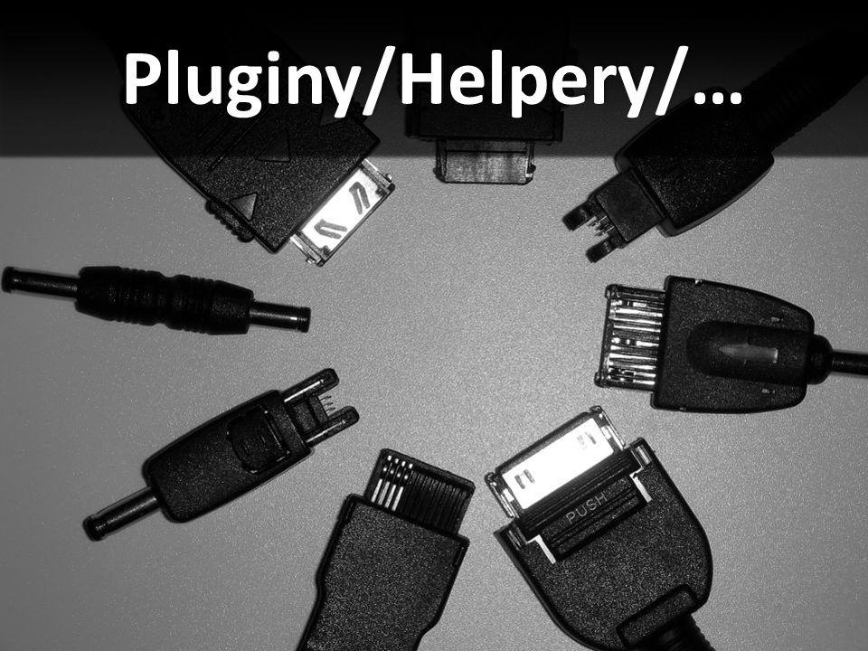 Pluginy/Helpery/…