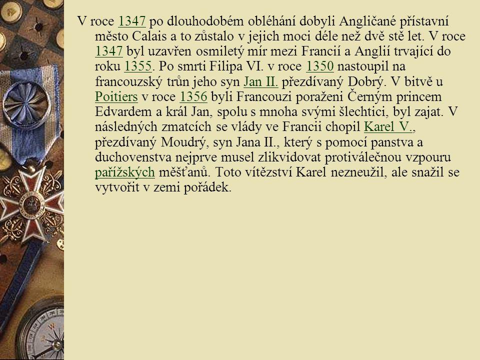 III.etapa (1415–1453)14151453 14151415 – Jindřich V.