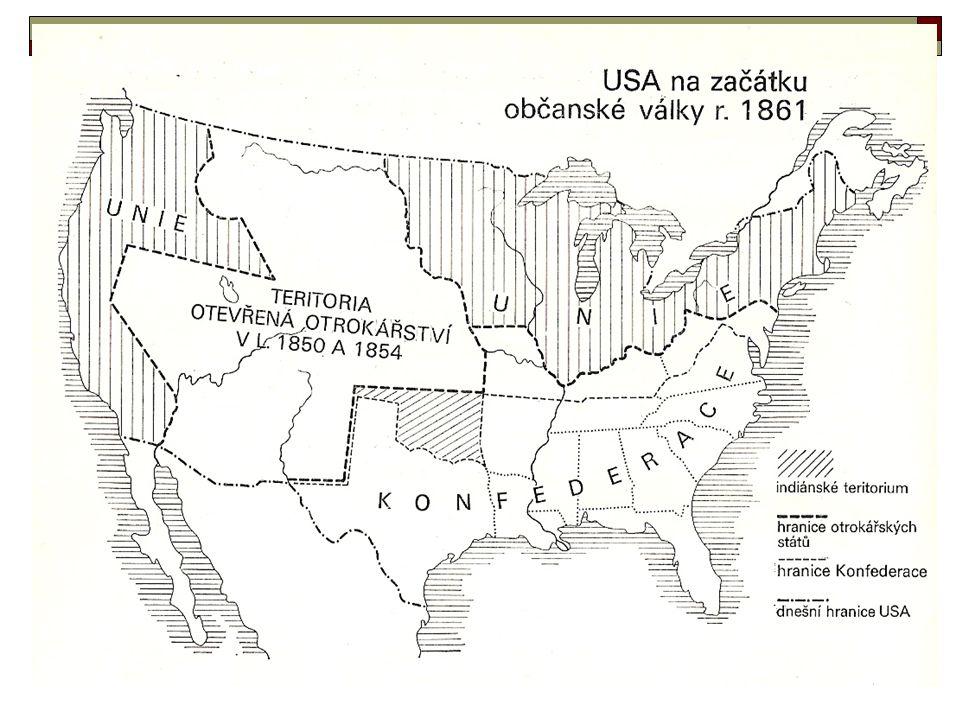3.7.2009www.matejkam.webnode.cz11 Vznikání USA Přehled, jak postupně přistupovaly jednotlivé státy Severní Ameriky k Unii je patrný zde