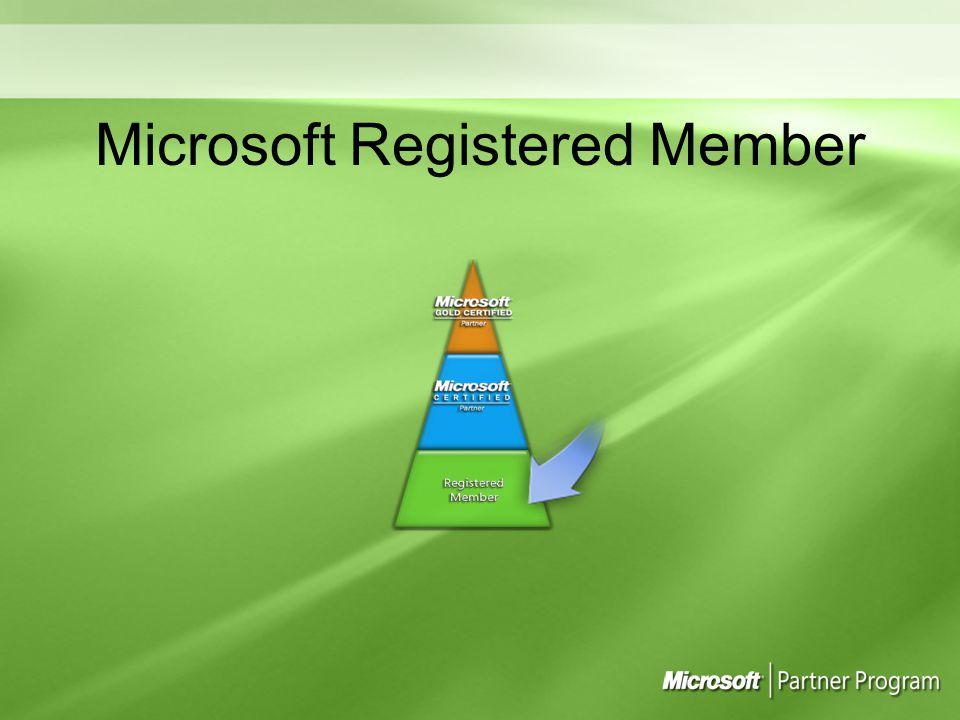 Partnerské skupiny v Microsoft Partner Business Group –Přímá spolupráce s Distributory MS –Přímá spolupráce s vybranými Resellery –Přímá spolupráce s vybranými OEM partnery EPG partner group –Spolupráce s vybranými LAR partnery a EPG partnery