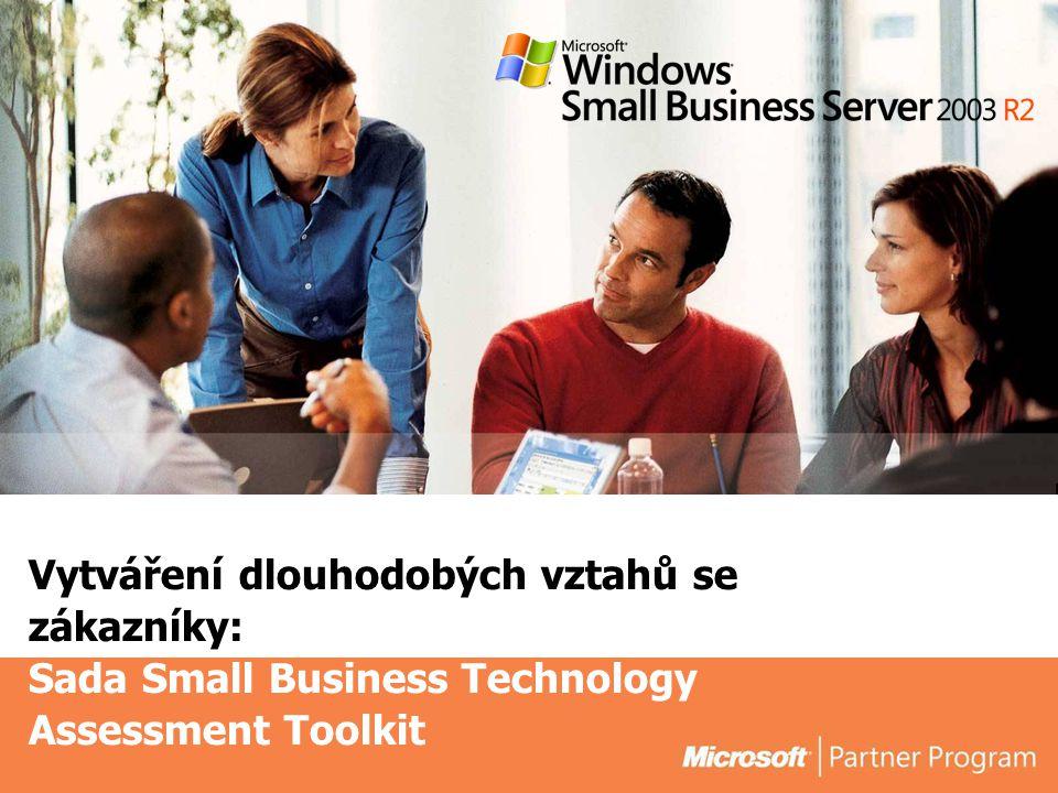 Vytváření dlouhodobých vztahů se zákazníky: Sada Small Business Technology Assessment Toolkit