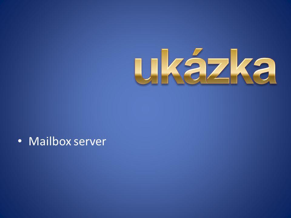 Mailbox server