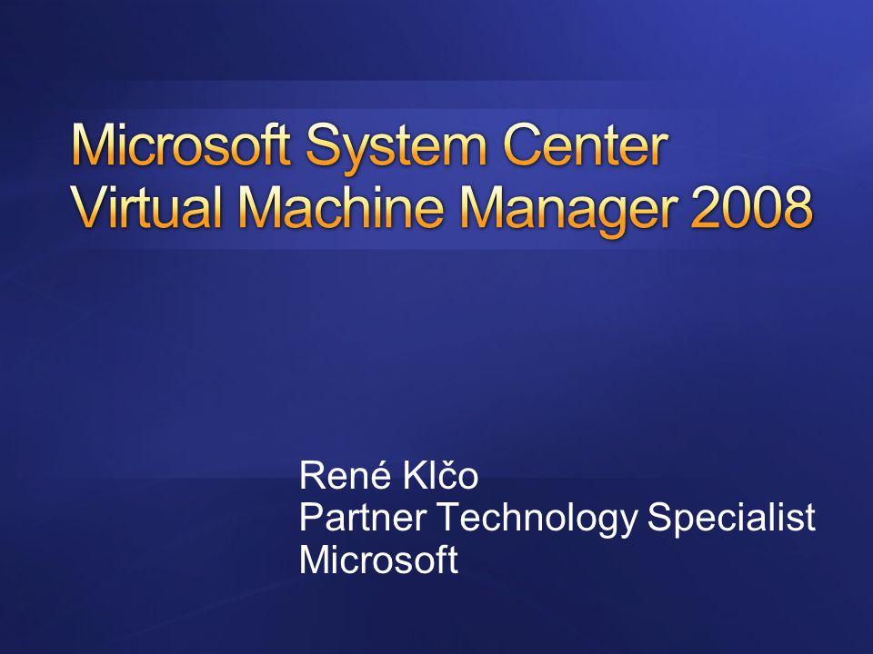 René Klčo Partner Technology Specialist Microsoft