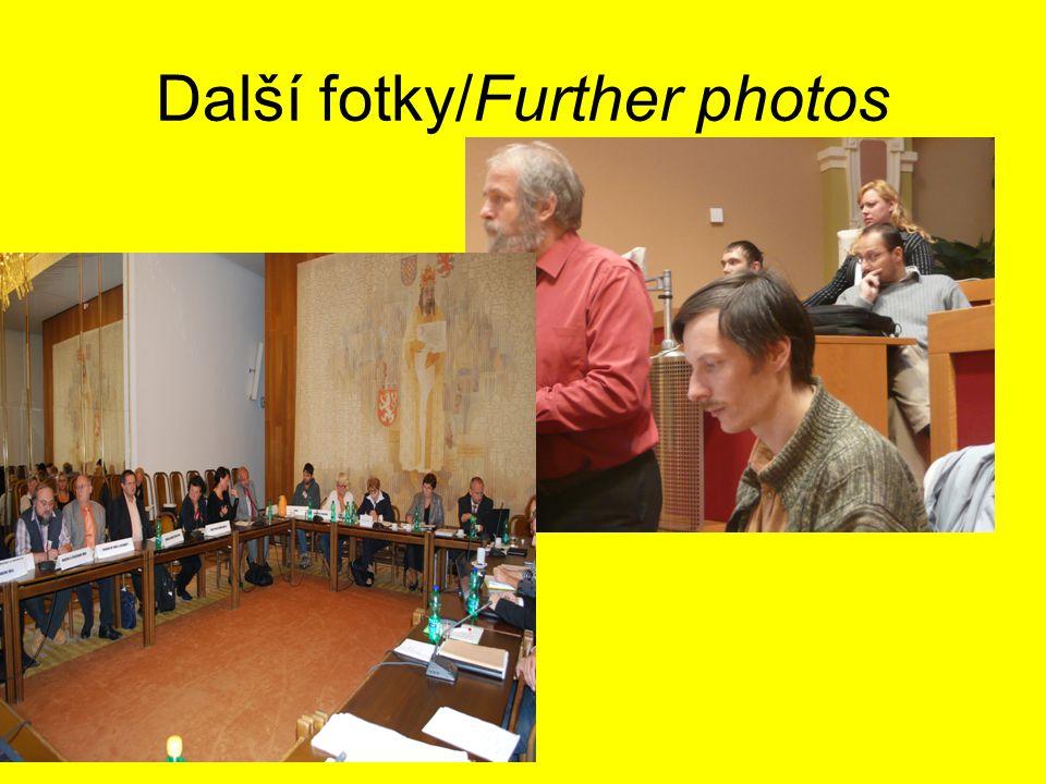 Další fotky/Further photos