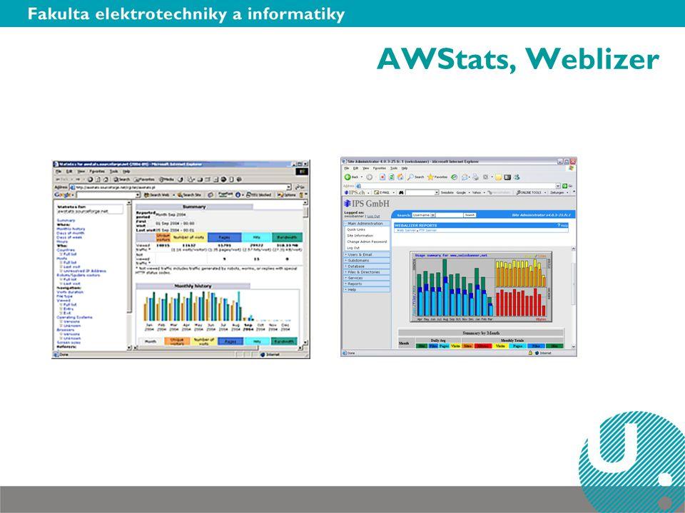 AWStats, Weblizer