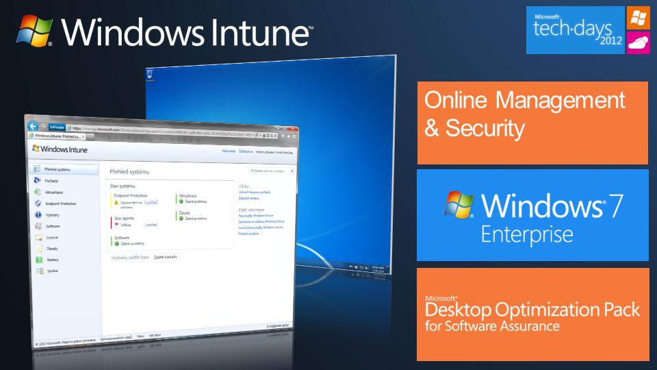 Založena na Microsoft Easy Assist Live Meeting službě: Firewall friendly : porty 80 a 443 Vyvolána koncovým uživatelem Umožňuje: Sdílení pracovní plochy Sdílení specifické aplikace Zabezpečený chat Přenos souborů Vícenásobné připojení Vzdálená pomoc