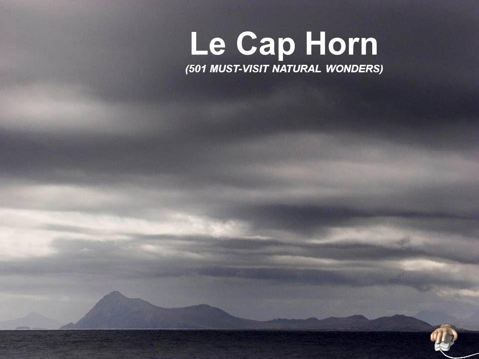 Mys Horn je již čtyři staletí milován i nenáviděn námořníky z celého světa.