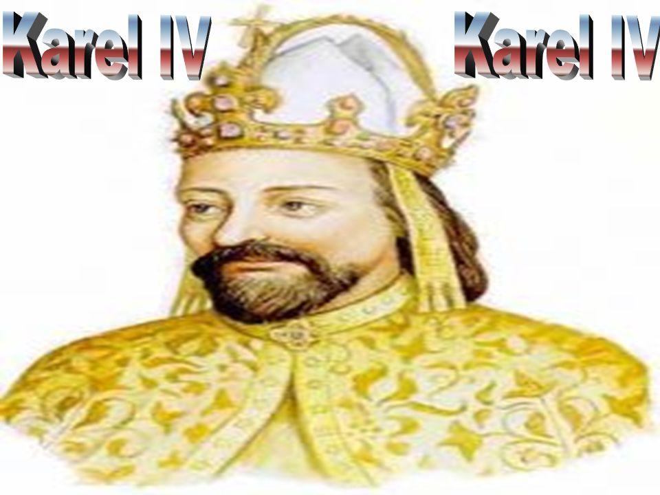 Životopis Český a německý král, římský císař Karel IV.