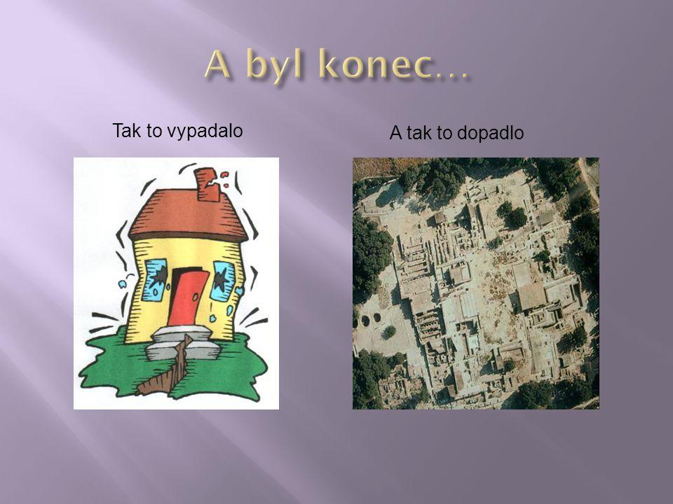 Pozdní palácová doba 1450-1100 př.n.l.