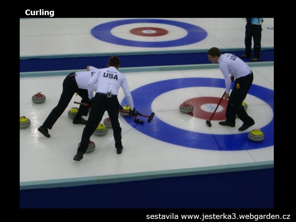 Curling sestavila www.jesterka3.webgarden.cz