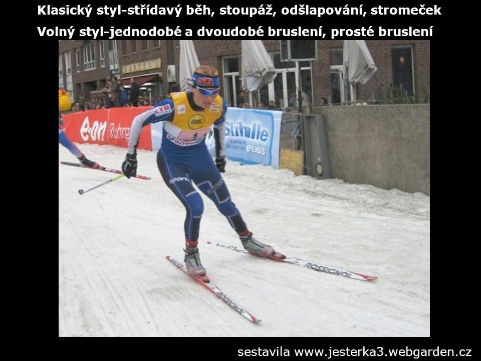 Rychlobruslení-Speed skating-víceboj muži 500m, 1500m, 5000m, 10000 m, (ženy 3000m místo 5000m) sprint 2x500m, sprint 1000m sestavila www.jesterka3.webgarden.cz