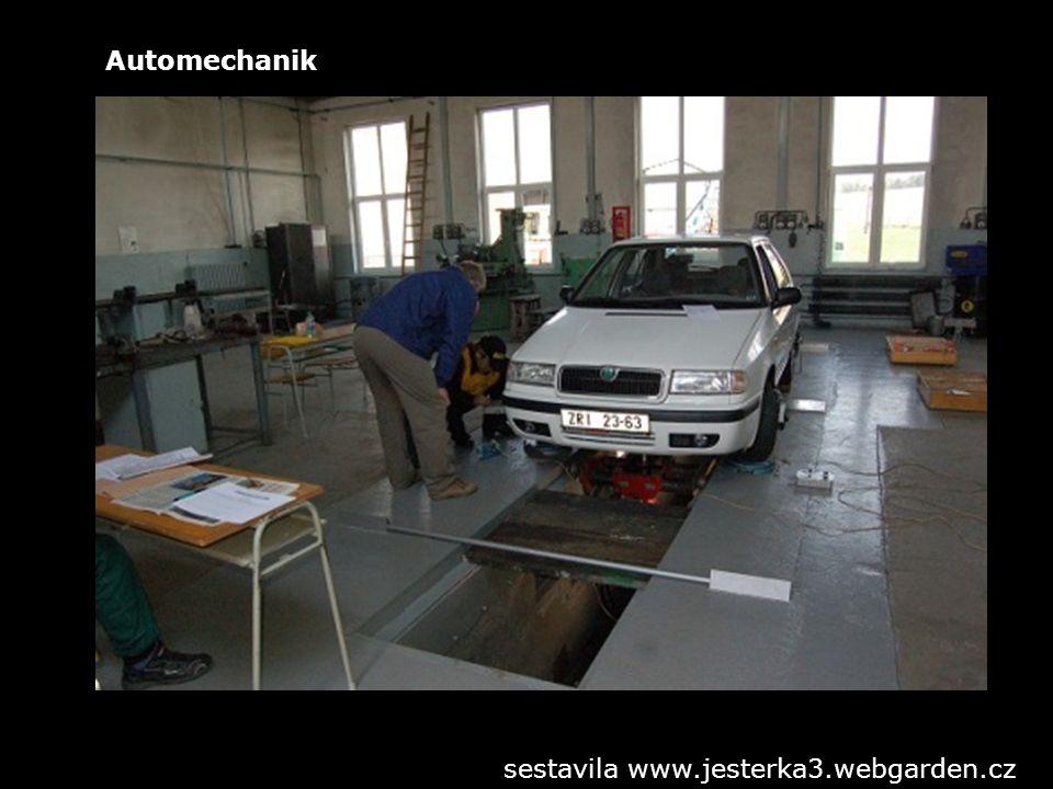 Lakýrník, autolakýrník sestavila www.jesterka3.webgarden.cz