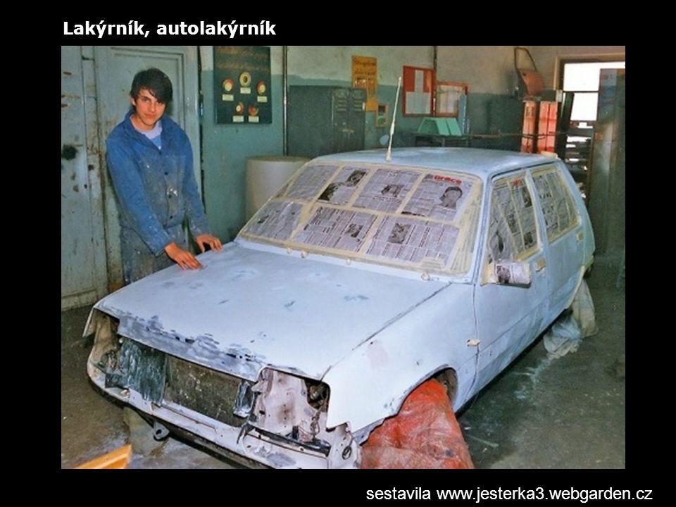 Optik sestavila www.jesterka3.webgarden.cz