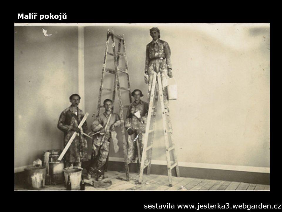 Malíř pokojů sestavila www.jesterka3.webgarden.cz