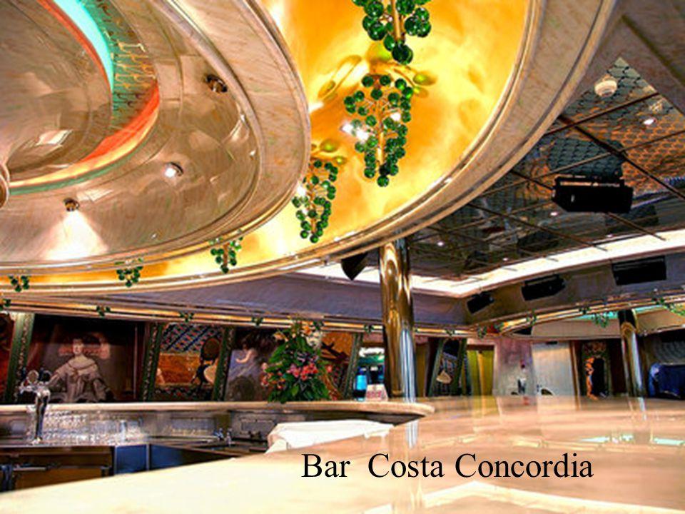 Bar Costa Concordia