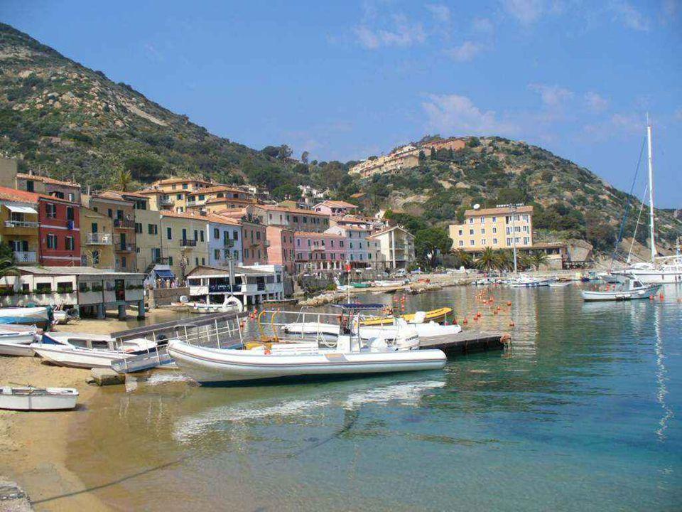 Giglio - přístav