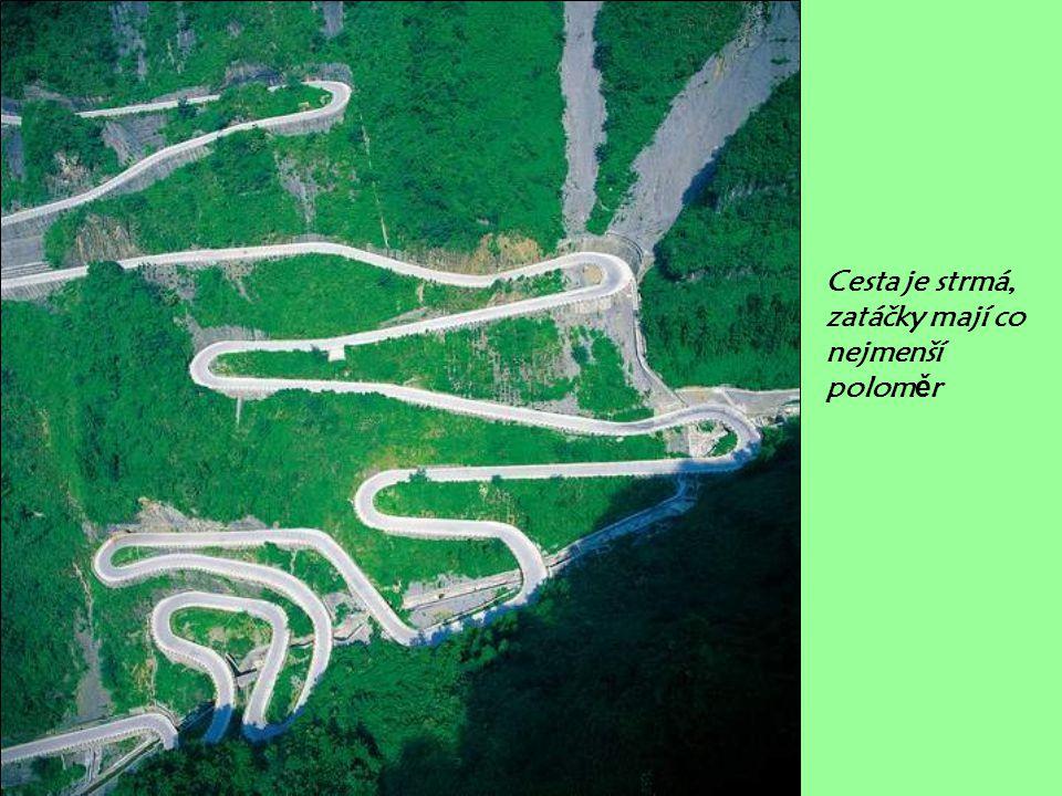 .. Stavba silnice začala v roce 1998, skončila v roce 2005, celkové náklady byly 13.200.000 dolarů.