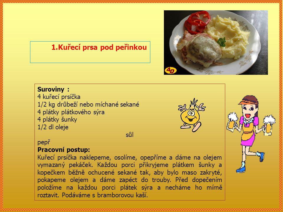 SALÁMOVÉ ŠPEJLE Suroviny: 100 g pikantního suchého salámu, 200 g paprikové klobásy, 100 g ementálu, 100 g Nivy, sterilované kyselé okurky, ředkvičky,