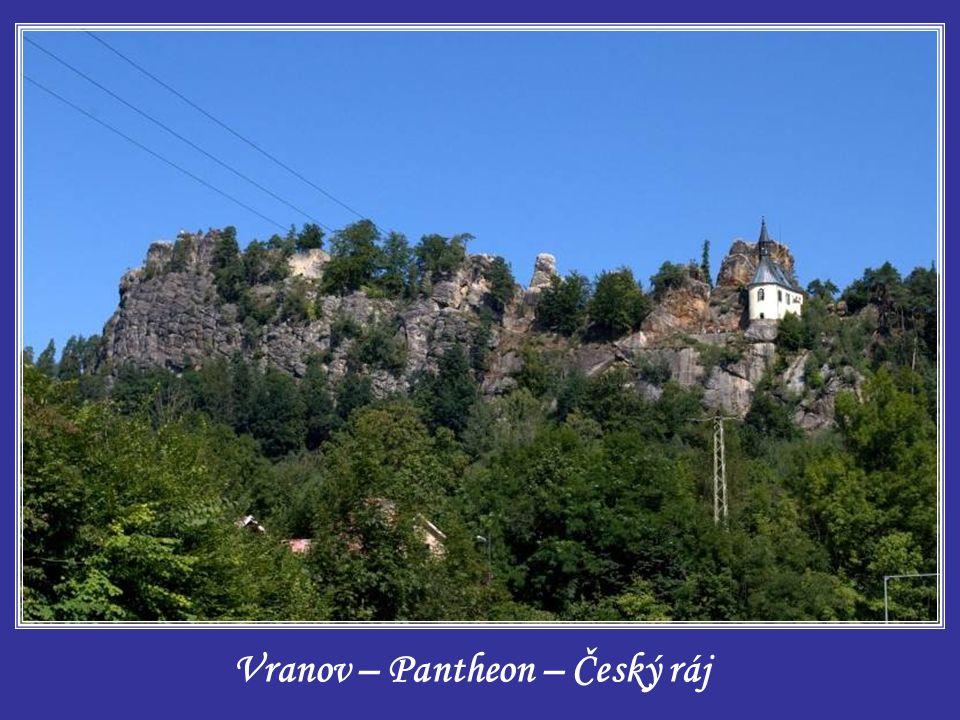 Vranov – Pantheon – Český ráj