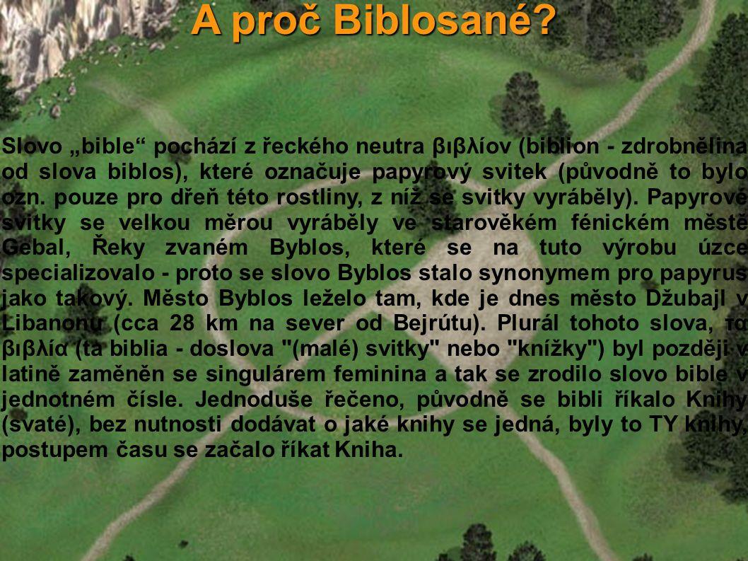 Pro kmen Biblosanů vytvořil první zakladatel kmenu BIBLOS2008 © studio tobi.tobi