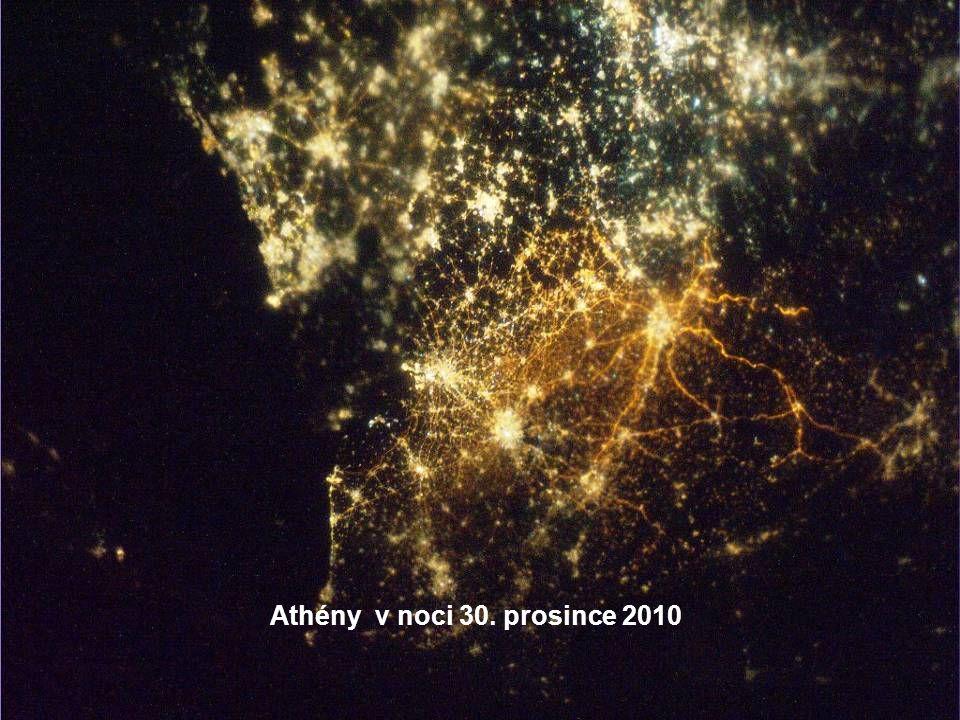 Benátky a okolí 30.prosince 2010