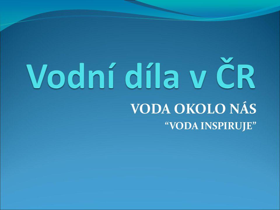 """VODA OKOLO NÁS """"VODA INSPIRUJE"""""""