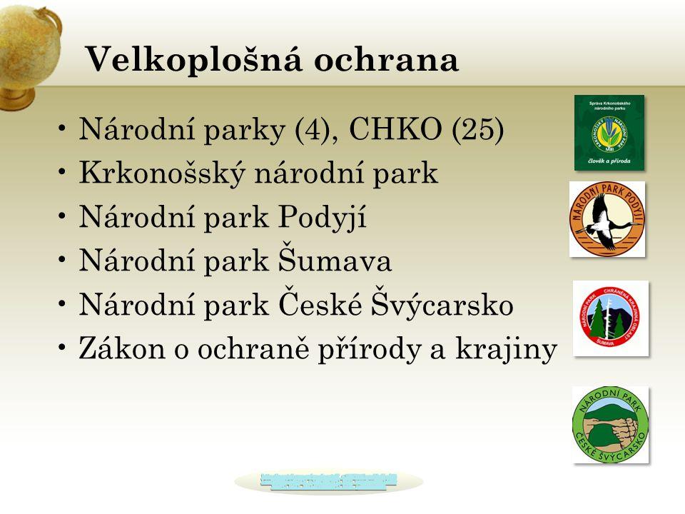 Krkonošský národní park http://www.krnap.cz/