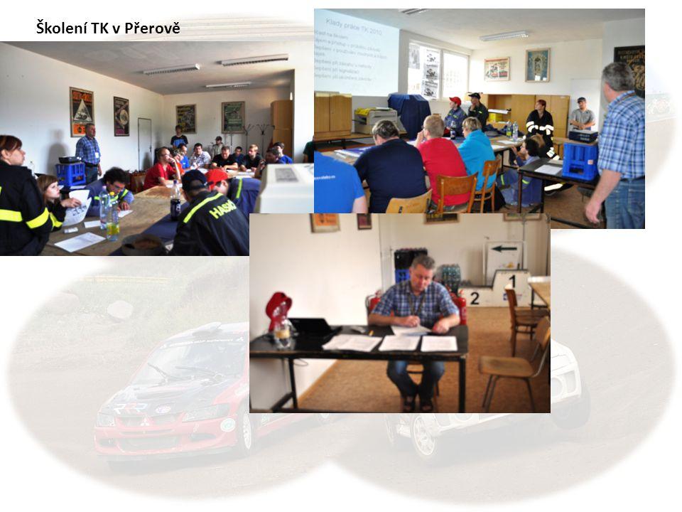 Školení TK v Přerově
