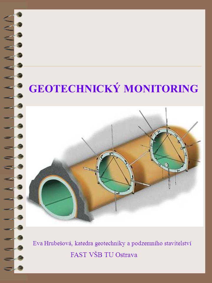 INSTRUMENTACE které veličiny se budou měřit jakými přístroji kde se bude měřit četnost měření VLASTNÍ MONITORING vlastní odečítání monitorovaných údajů kalibrace měřících přístrojů údržba měřících přístrojů