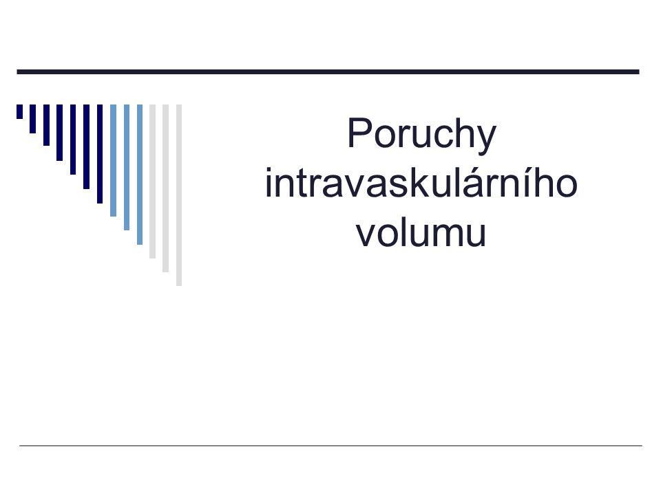 Diagnóza  Vysoká osmolalita plazmy, hyper/normotonicita.