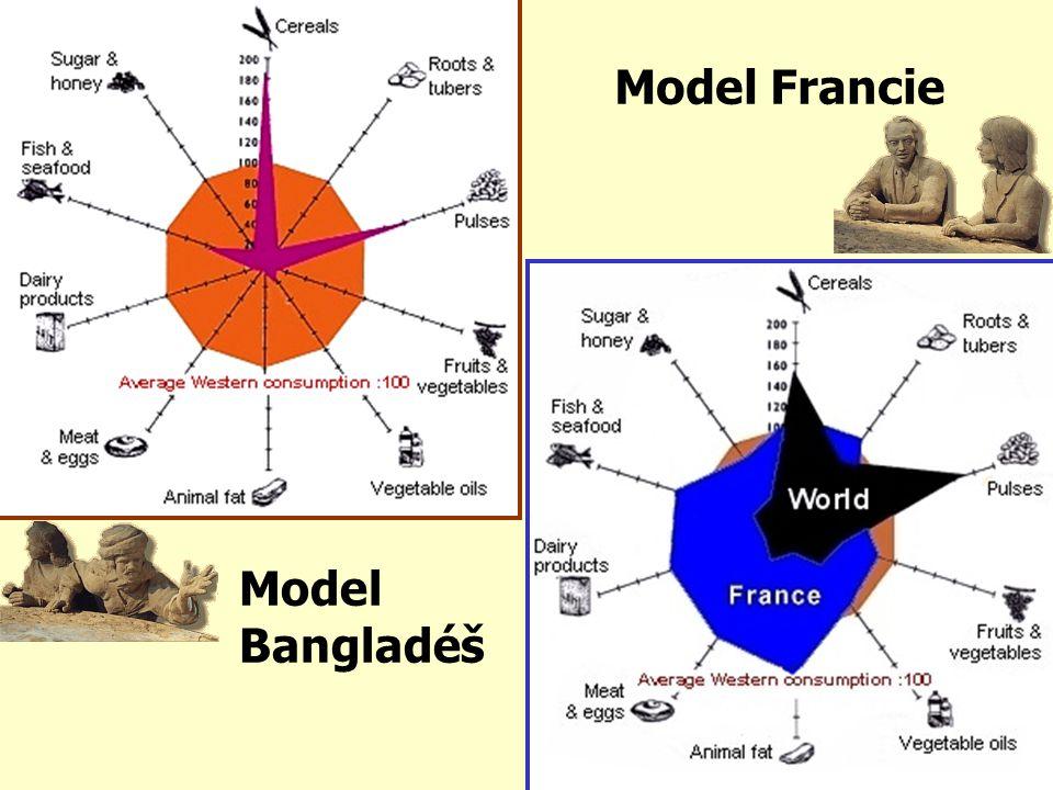 Model Francie Model Bangladéš