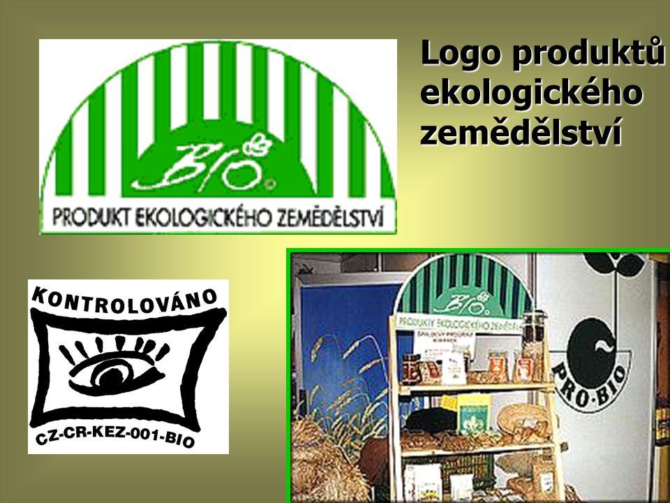 Logo produktů ekologickéhozemědělství