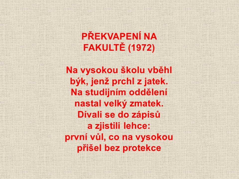 BEZNADĚJNÝ BOJ (1967) Blbec nikdy nepochopí, že je blbcem skutečně.