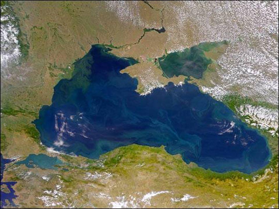 Černé moře ►