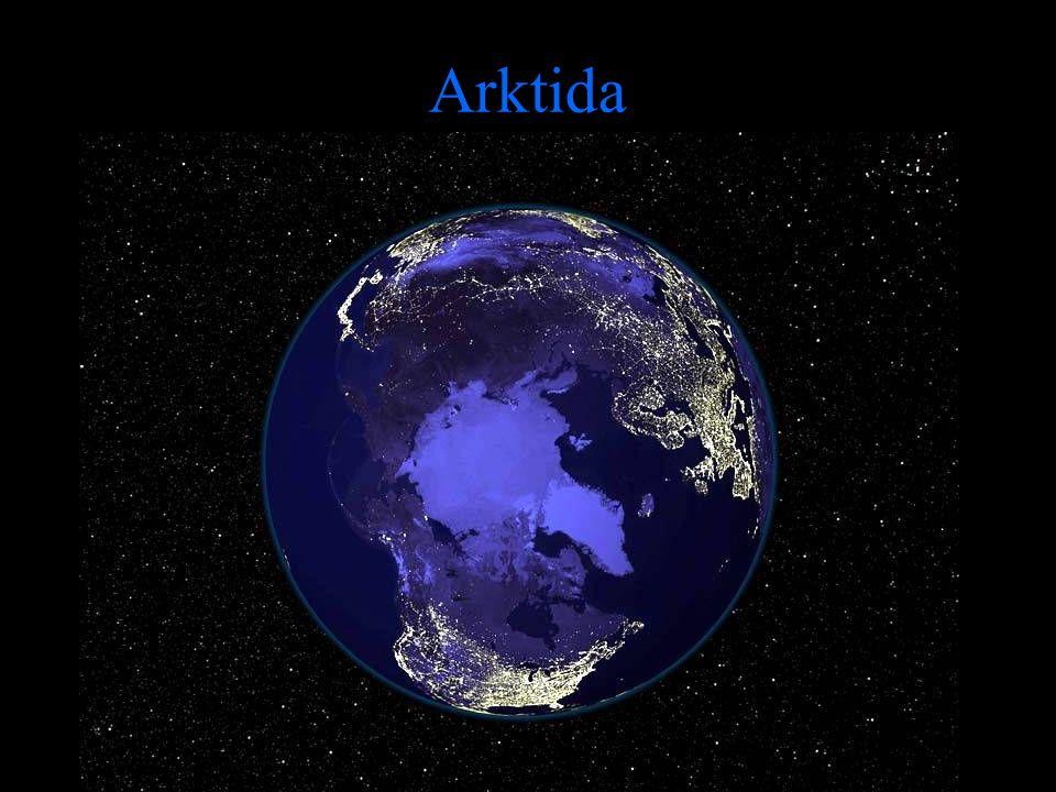 Kontinenty v noci