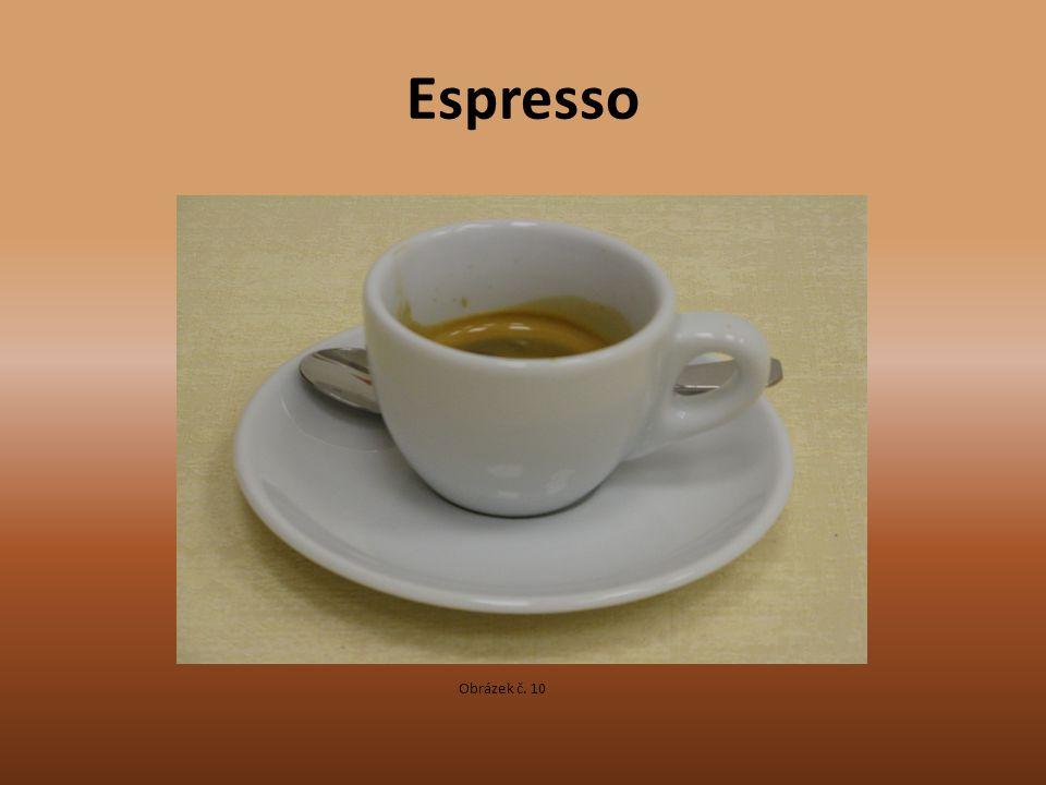 Espresso Obrázek č. 10