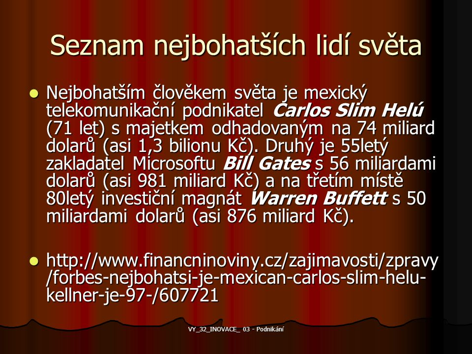 Bill Gates (28.